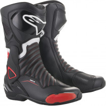 2223017-13-SMX-6 V2 TOURING BOOTS BLACK-RED