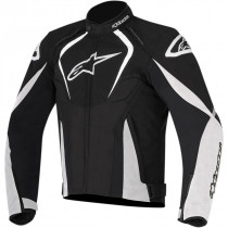 T-JAWS WP SPORT RIDING JACKET BLACK/WHITE