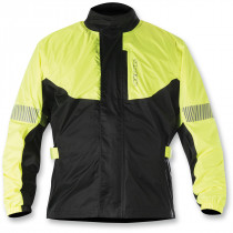 HURRICANE RAIN JACKET YELLOW/BLACK