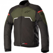 HYPER DRYSTAR® ALL-WEATHER JACKET BLACK/MILITARY GREEN