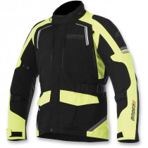 ANDES V2 DRYSTAR® ALL-WEATHER JACKET BLACK/FLO YELLOW