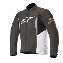 3303518-1210 T-FASTER SPORT RIDING JACKET BLACK/GRAY