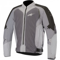 3305918-1190 WAKE AIR ROAD RIDING JACKET BLACK/GRAY