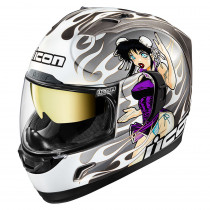 ALLIANCE GT™ DL18™ HELMET SILVER