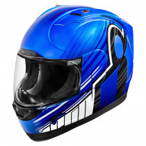 ALLIANCE™ OVERLORD™ HELMET BLUE/BLACK