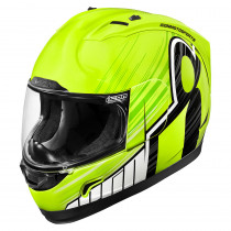 ALLIANCE™ OVERLORD™ HELMET HI-VIZ YELLOW/BLACK