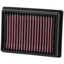 K&N AIR FILTER REPLACEMENT