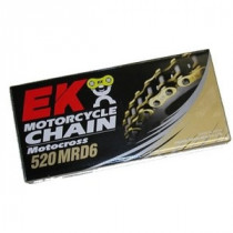 Kett EK Motocross racing  520 MRD6 120 L Red