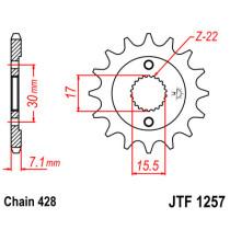 Ketihammasratas ees  JTF 1257-14