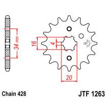 Ketihammasratas ees  JTF 1263-16