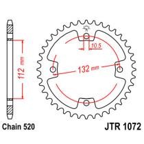 Ketihammasratas taga JTR 1072-38