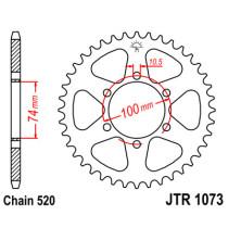 Ketihammasratas taga JTR 1073-46