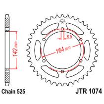 Ketihammasratas taga JTR 1074-44