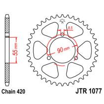 Ketihammasratas taga JTR 1077-47