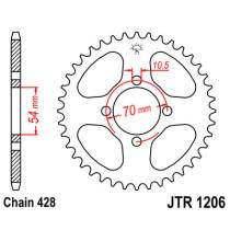 Ketihammasratas taga JTR 1206-42