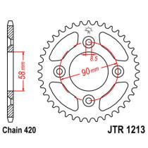Ketihammasratas taga JTR 1213-37