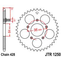 Ketihammasratas taga JTR 1250-48