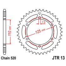Ketihammasratas taga JTR 13-39