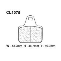 Piduriklotsid 1075C59(C55)