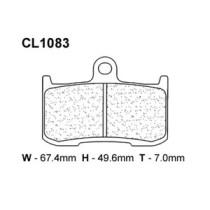 Piduriklotsid 1083C59(C55)