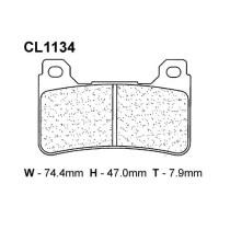 Piduriklotsid 1134C59(C55)
