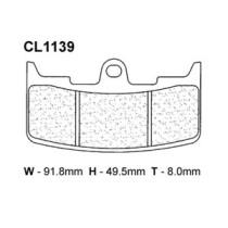 Piduriklotsid 1139C59(C55)