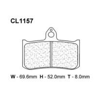 Piduriklotsid 1157C59(C55)