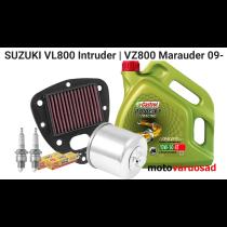SUZUKI VZ800 Marauder / VL800 Intruder 09- service kit